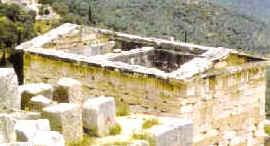 La casa greca for Planimetrie della casa antica