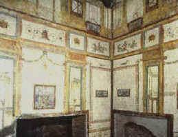 Domus aurea architettura for Pirus pianta